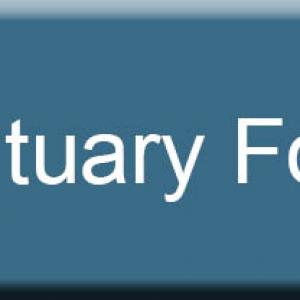 Obituary Button